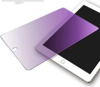 "iPad 2018 Screen Protector Matte Anti Blue-Ray Anti Glare 3D Glass 3D Full Premium Tempered 9H Perfect Fit Screen 9.7"""