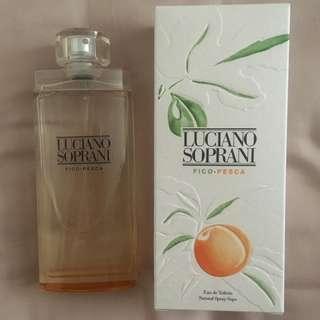 Luciano Soprani Fico Pesca (Fresh Figs and Peaches) Eau De Toilette EDT 100 ml