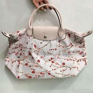 Longchamp Sakura Tote Bag