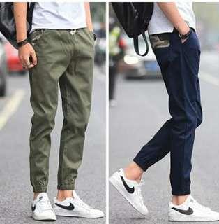 男裝長褲  causal pants