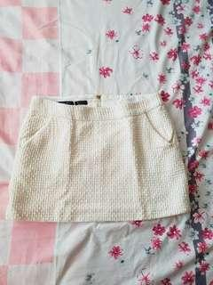Suite Blanco- Knitted Skirt