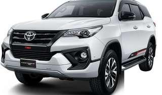 ALL NEW TOYOTA FORTUNER 2018