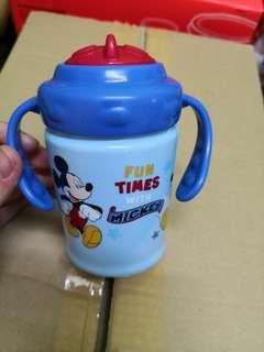 New Mickey mouse drinking cup