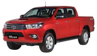 All NEW TOYOTA HILUX 2018