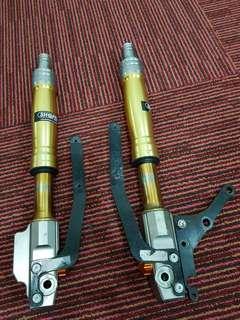 Yamaha nvx shafer Thailand fork