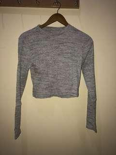 H&M Divided - Crop top