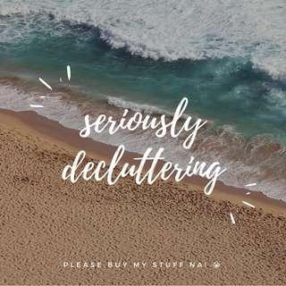 Decluttering and Needs Help!