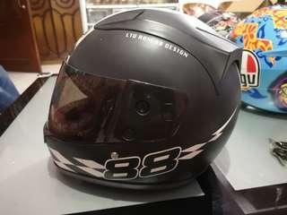 Fullface Helmet LTD