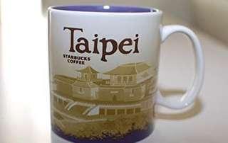 Starbucks Mug - Taipei