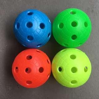 Floorball Ball Unihoc Cr8er