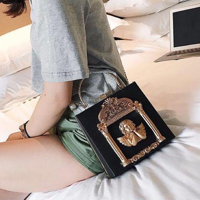 3D Angel Bag