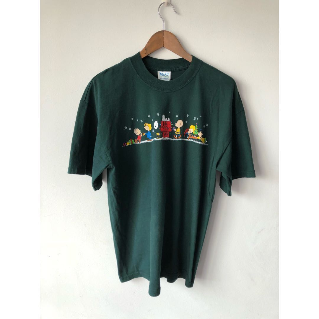 8ce464ab5700 SOLD ) Vintage Snoopy Size L Tee T-Shirt