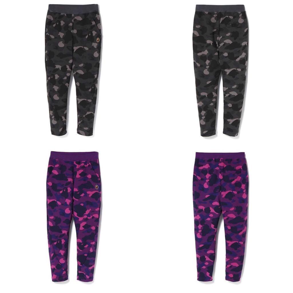 575f58a5d BAPE COLOR CAMO TAPERED SWEAT PANTS, Women's Fashion, Clothes, Pants ...