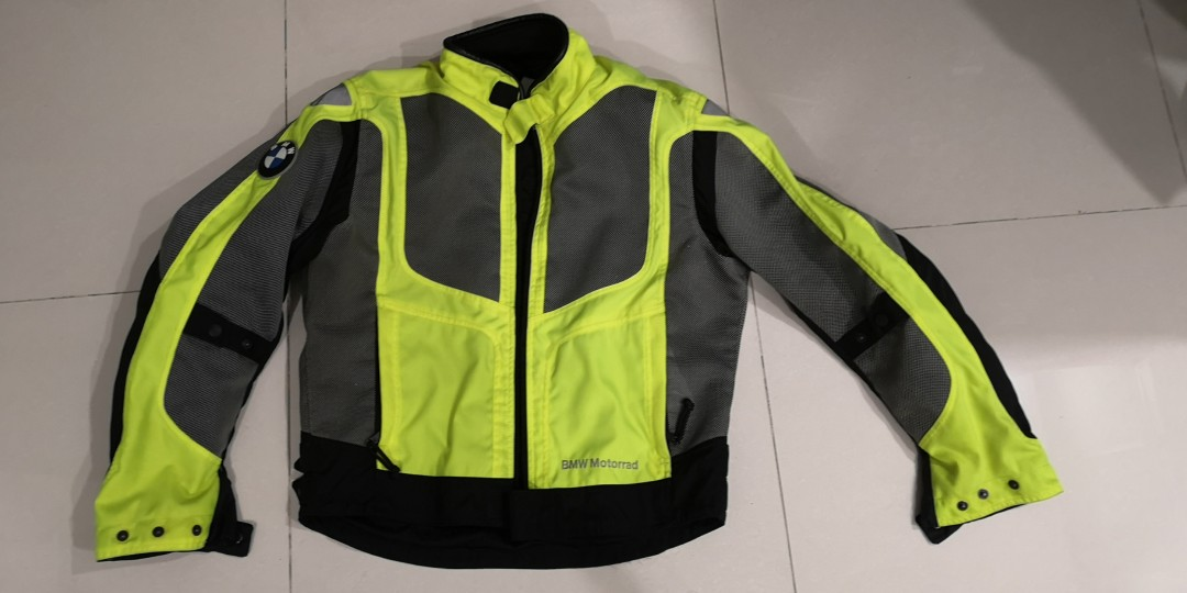 Bmw Jacket Airshell With Inner Thermal