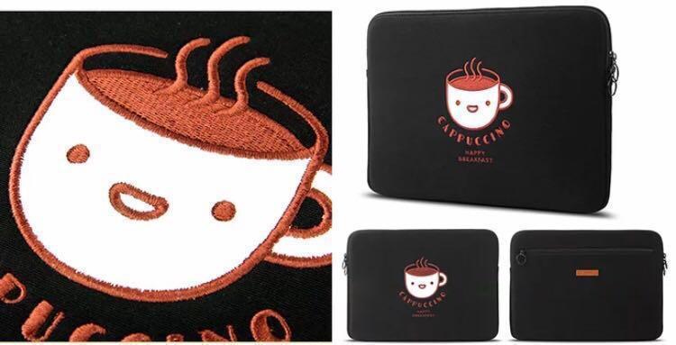 Cappuccino Laptop Case