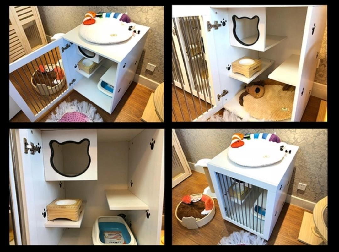 Cat Cage Free Delivery Service
