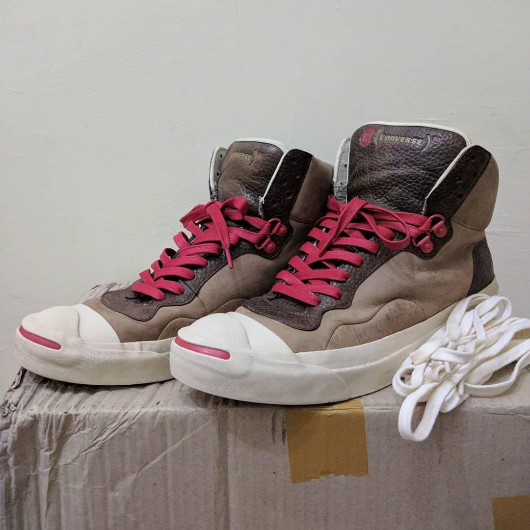 e6f809302a67 Converse x CLOT Jack Purcell Hi Top Product Red