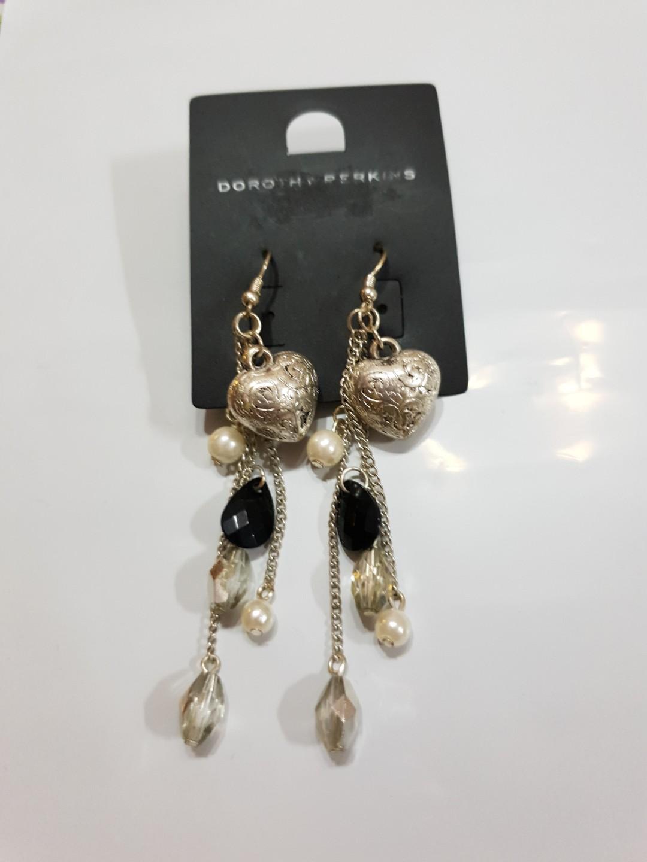 85159bf0b Dorothy Perkins long earrings, Women's Fashion, Jewellery, Earrings ...