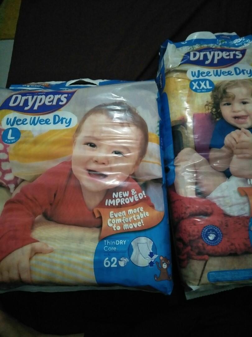 cd02d8e8c Drypers Wee Wee Dry