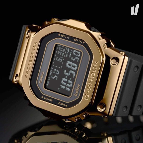 ee6c9264fdf G-SHOCK by Kolor Gmw-b5000kl 35th Anniversary 700 Limited Edition ...