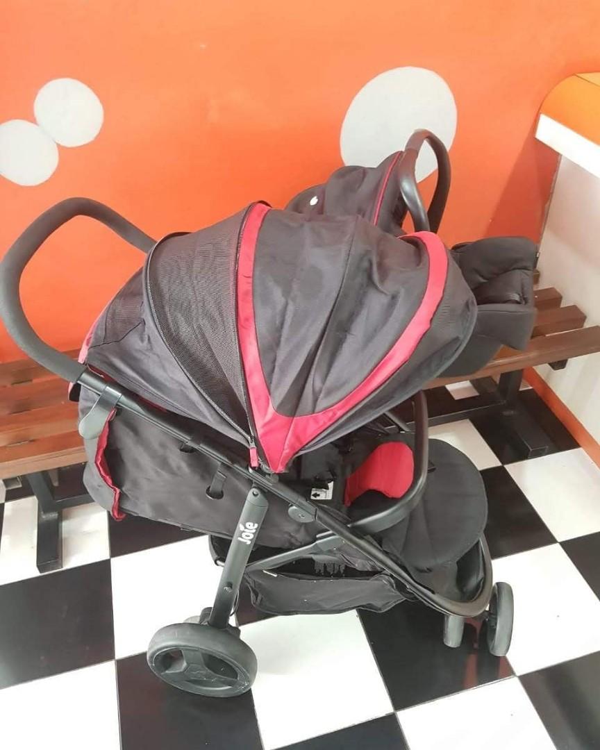Joie extoura travel system stroller