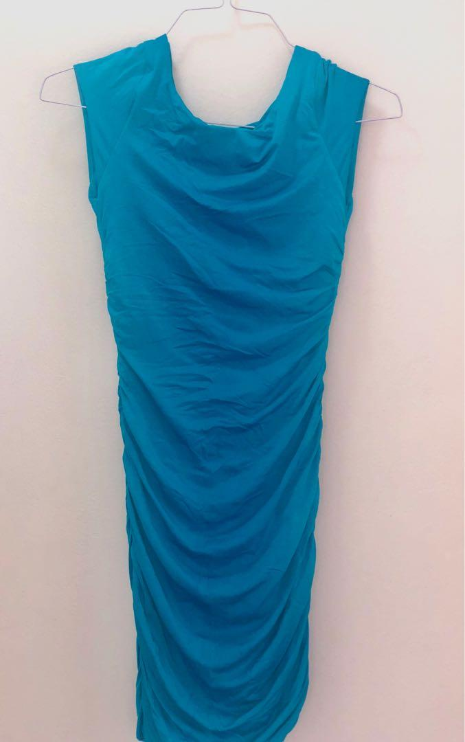Kookaï Bright Blue Dress