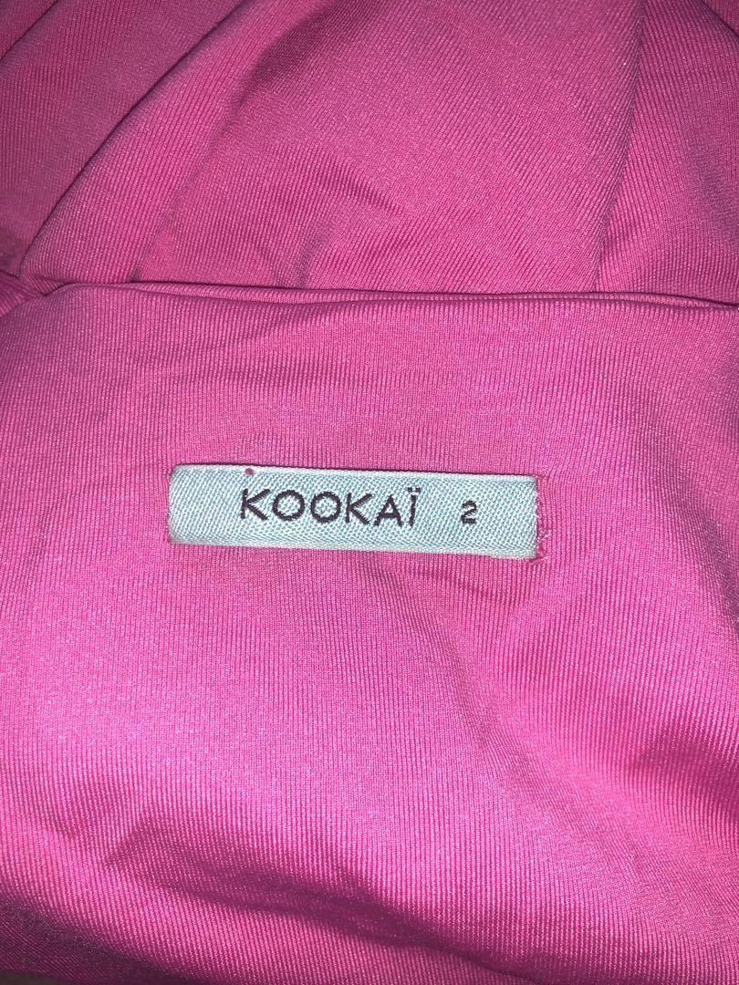 Kookaï Sweetie Pink Dress