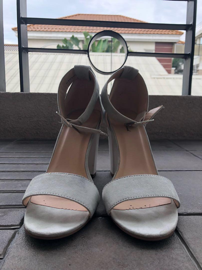 d048eb4c752 Mint Green Block Heels