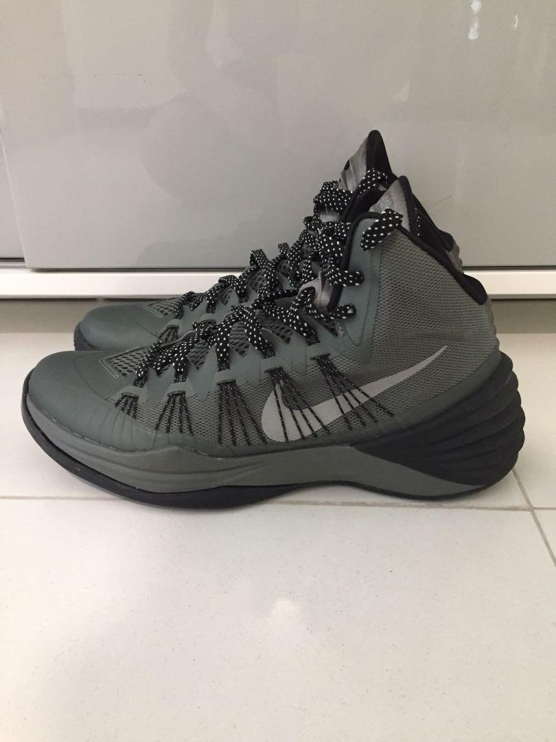 e97064a9a53 Nike Hyperdunk 2013 (Mercury Grey Metallic Silver)