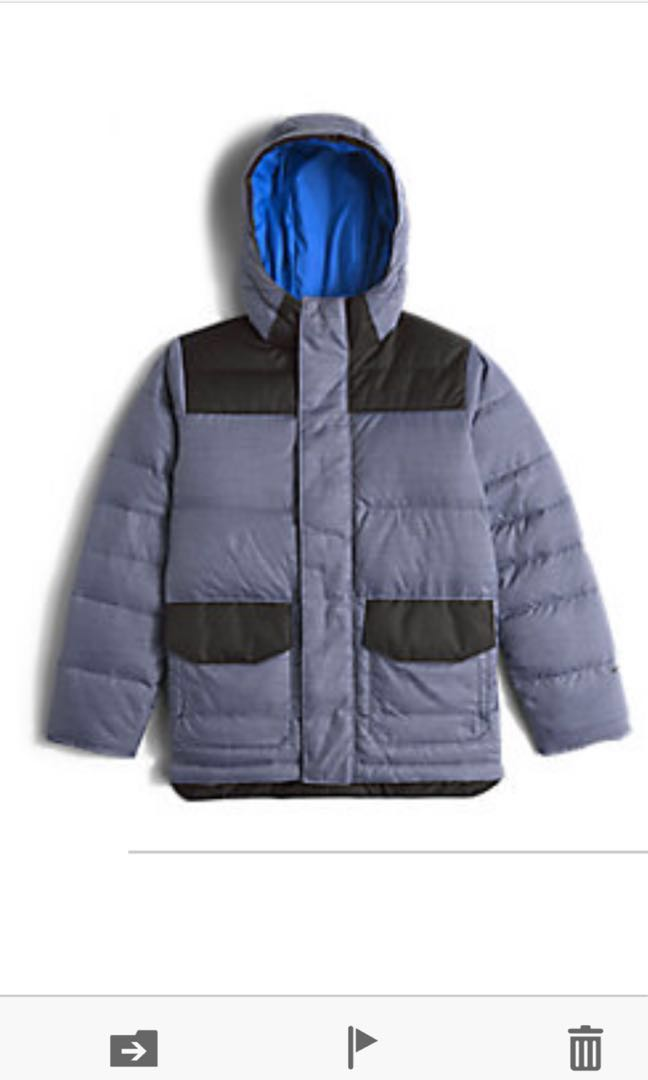 22dca5c22 North Face Down Winter Jacket for Kids Boy