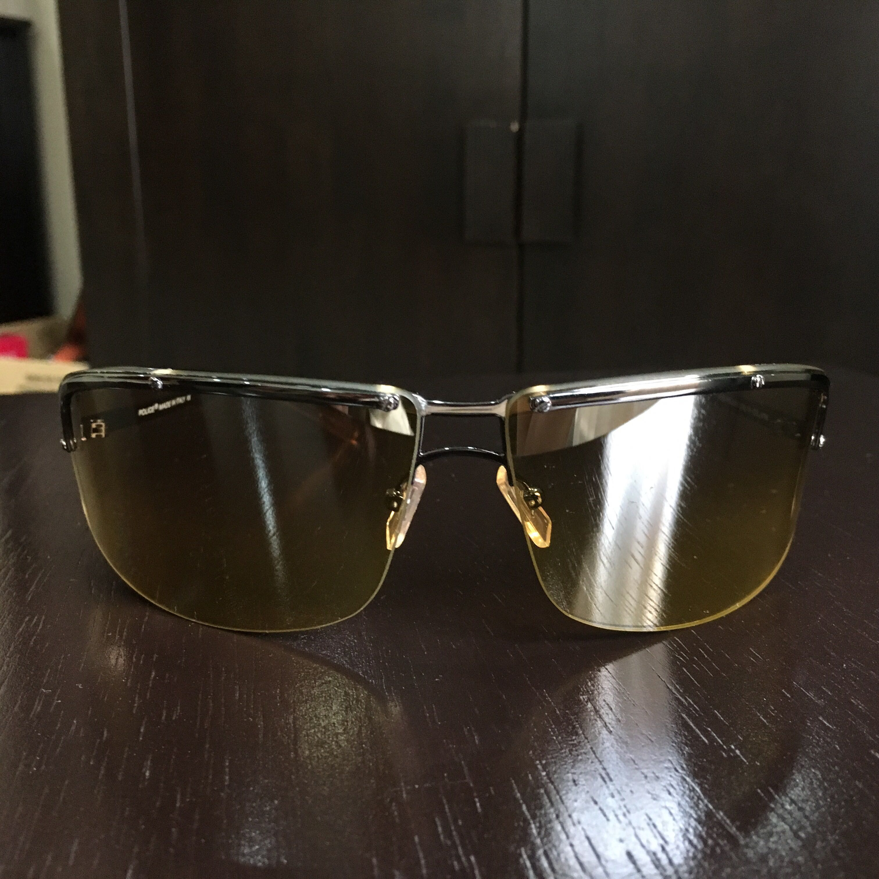 2087029fb6bc Police Sunglasses Made in Italy Unisex Vintage 2745 78 Col 579K #H&M50,  Men's Fashion, Accessories, Eyewear & Sunglasses on Carousell