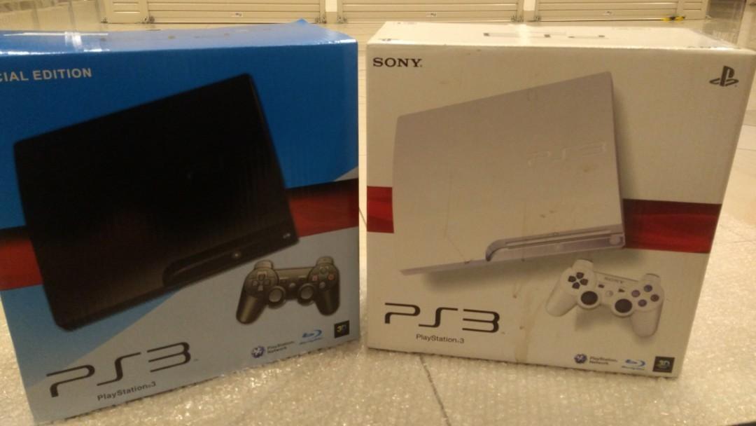 PROMO !!!! PS 3 SLIM CFW 250GB + 2 STICK PS3 OP + FULL GAMES