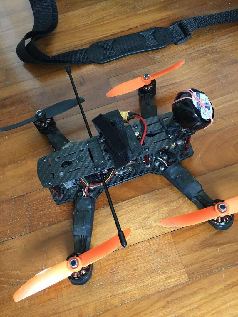 RC FPV ground station Seetec Screen, Electronics, Others on