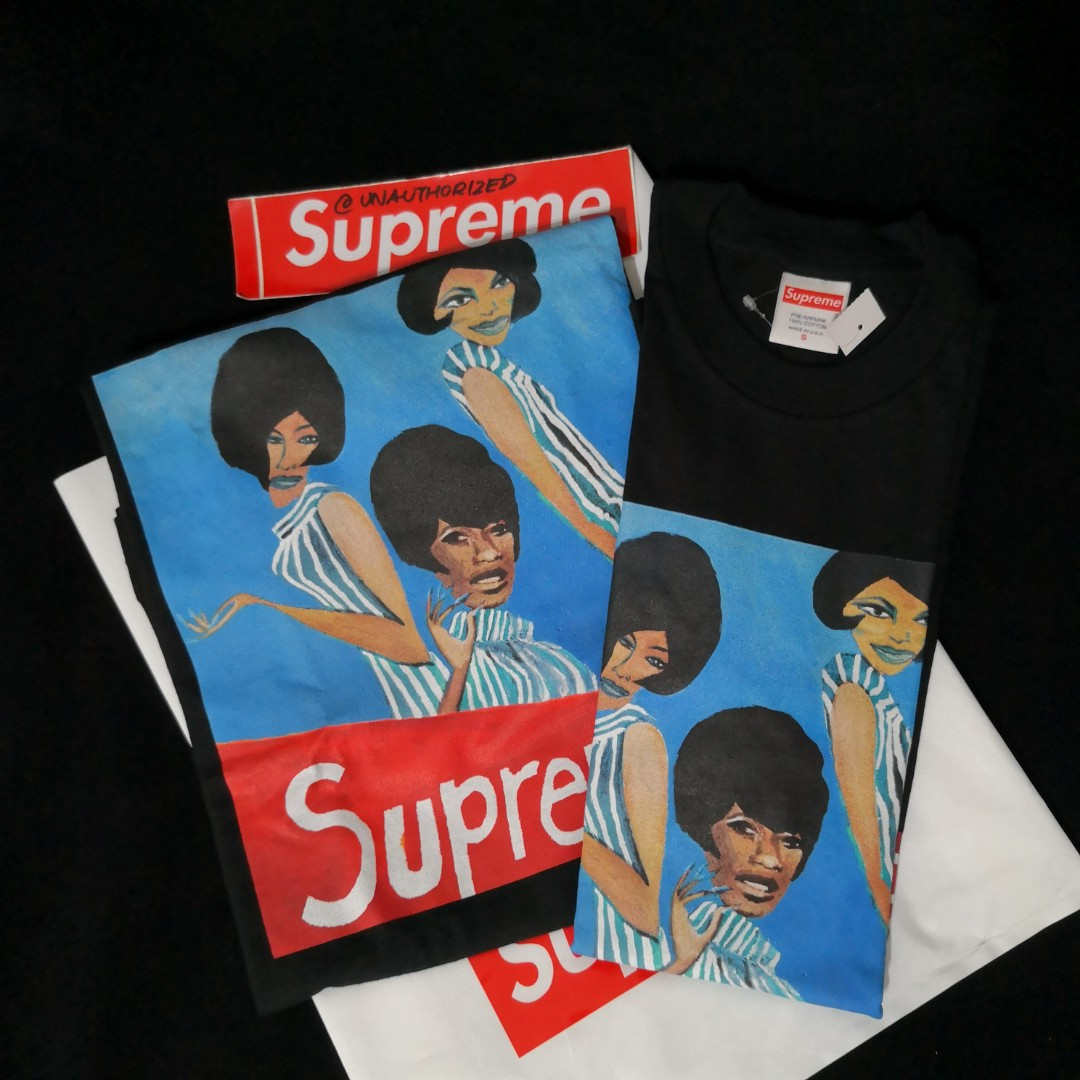 b9fd6ac6 Supreme group tee, Men's Fashion, Clothes, Tops on Carousell