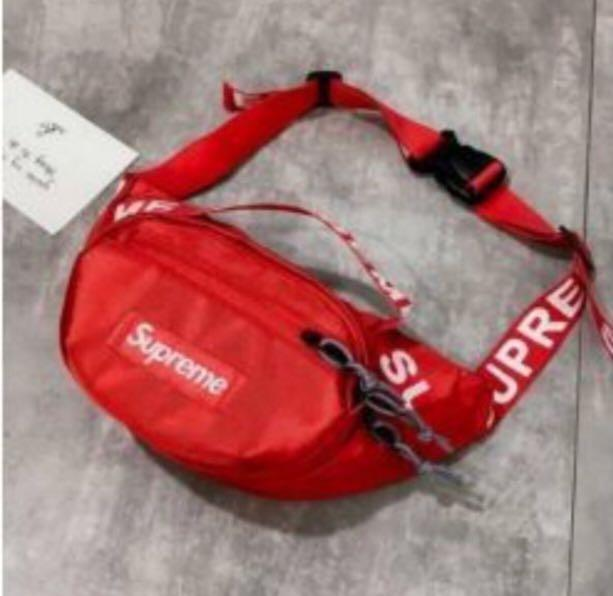 Supreme waist waist bag 💼- SHIPPING ONLY - FREE SHIPPING ONLY🛩