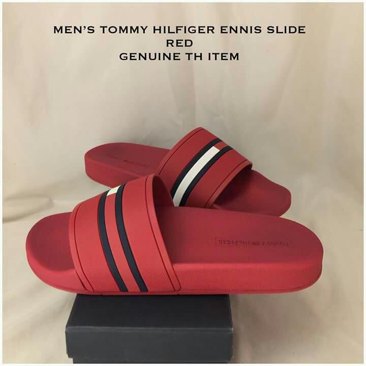 65a5626e96b8c5 Tommy Hilfiger Ennis Slide