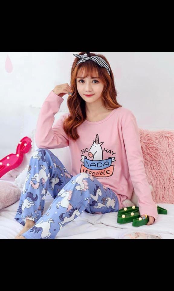 Unicorn pyjamas Long sleeves Long pants a310be2a8