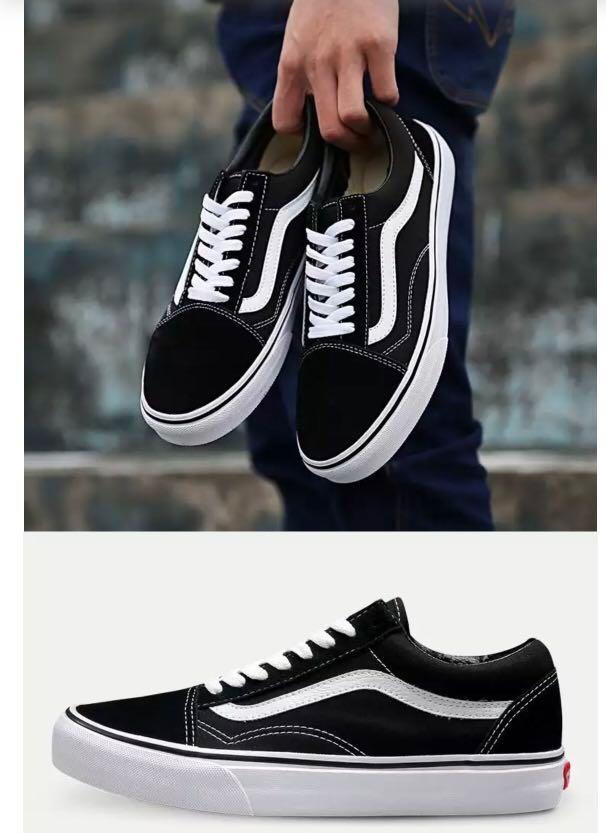 d7b46cb7163d VANS Unisex sneakers low top canvas shoes skateboarding