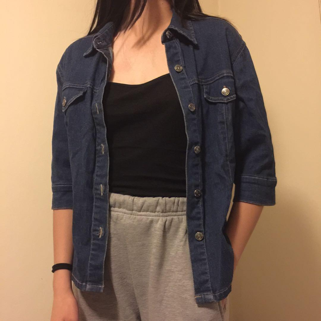 Vintage Jeans West Denim Jackeg