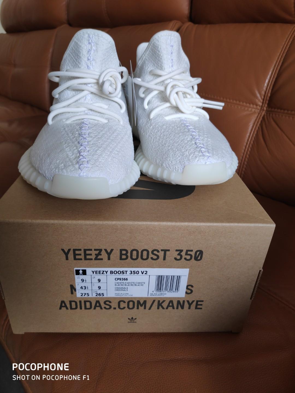 73a055dee Yeezy Boost 350 V2 Triple White