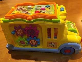 🚚 兒童玩具巴士🚌