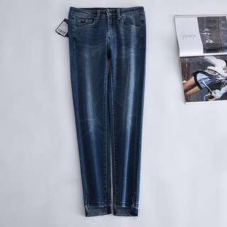 Lee X-Line Jeans 九分牛仔褲