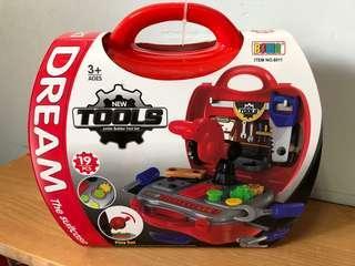兒童工具手提箱