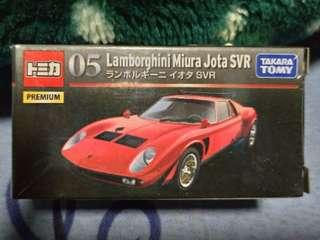 Tomica Lamborghini Miura