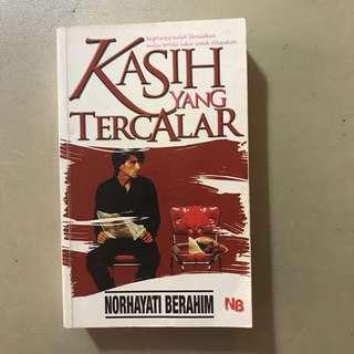 #OCT10 Novel Melayu: Kasih Yang Tercalar | Norhayati Berahim