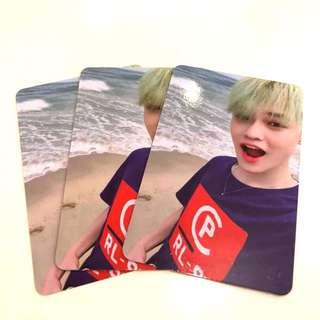 [WTS] NCT Dream Chenle We Go Up Photocard