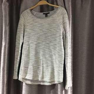 Forever 21 grey sweater