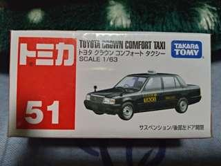 Tomica Toyota Crown