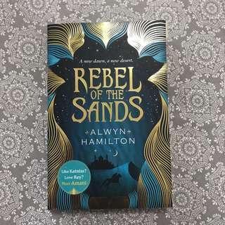Rebel Of The Sands ~ Alwyn Hamilton