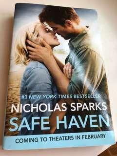 Safe haven- nicholas sparks